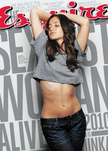 Is Minka Kelly the sexiest woman alive out of four billion?