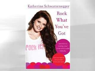 Author Katherine Schwarzenegger on the cover of Rock What You've Got