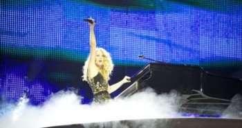TAYLOR SWIFT - SPEAK NOW -- Pictured: Taylor Swift -- NBC Photo/Austin Swift
