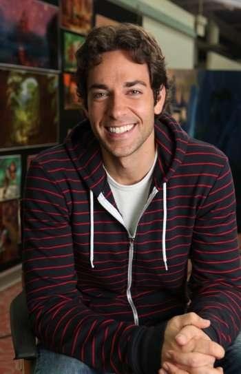 Zachary Levi (Credit: Eric Charbonneau @Disney Entertprises, Inc.)