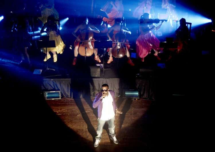 Kanye West courtesy Tyler Curtis   (CC-SA 2.0)