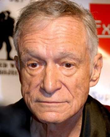 Hugh Hefner Attribution : © Glenn Francis, www.PacificProDigital.com (CC-BY-SA 3.0 Unported)