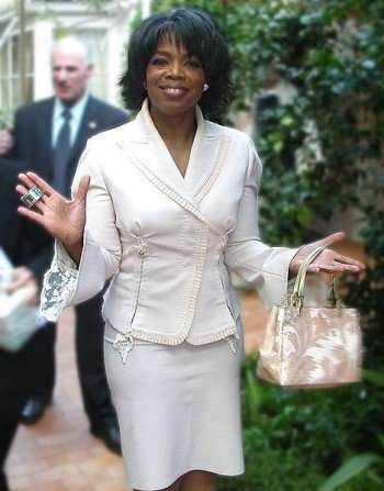 Oprah Winfrey courtesy Alan Light (CC 2.0)