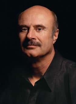 Dr. Phil McGraw courtesy Jerry Avenaim (CC-BY-SA 2.5, 2.0, 1.0)
