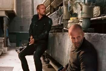 Ben Foster and Jason Statham in 'The Mechanic' (CBS Films)