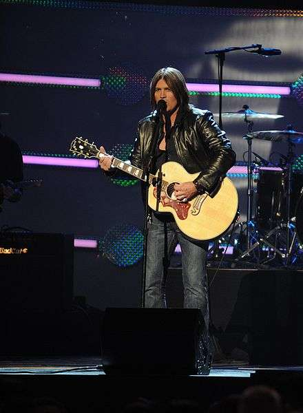 Billy Ray Cyrus in 2009