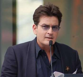 Charlie Sheen Attribution: Angela George (CC-BY-SA 3.0 Unported)