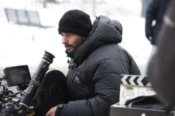 Jaume Collet-Serra, director of 'Unknown' (Credit: Jay Maidment/Warner Bros. Pictures)
