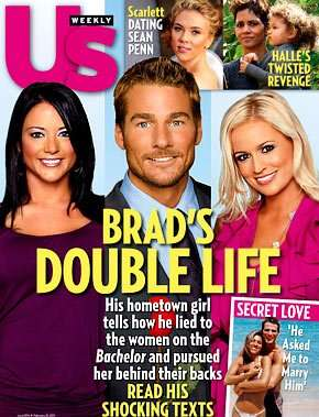 US Weekly current issue cover story