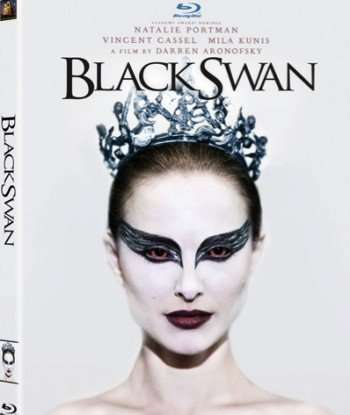 'Black Swan' cover (Credit: Fox Searchlight)