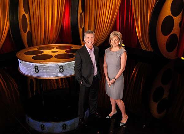"""Tom Bergeron and Cynthia McFadden, """"The Best In Film: The Greatest Movies Of Our Time"""" © 2011 American Broadcasting Companies, Inc. All rights reserved"""