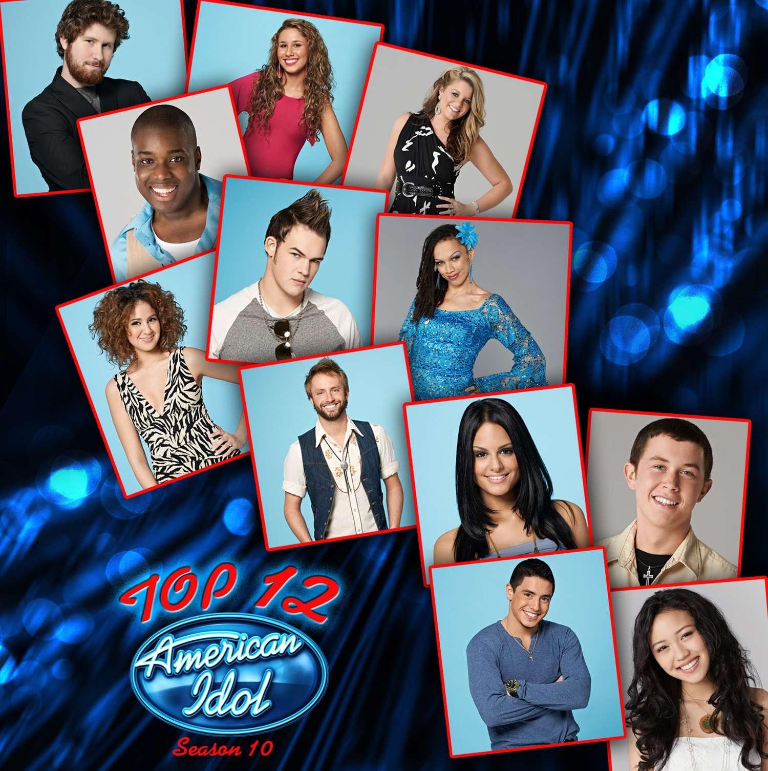 """""""American Idol"""" album cover courtesy Fox"""