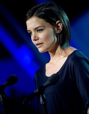 Katie Holmes is not a drug addict