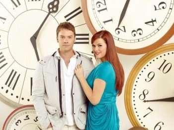 MY FUTURE BOYFRIEND - Premiering Sunday, April 10th (8:00 - 10:00 PM ET/PT). (ABC FAMILY/BOB MAHONEY) SARA RUE, BARRY WATSON