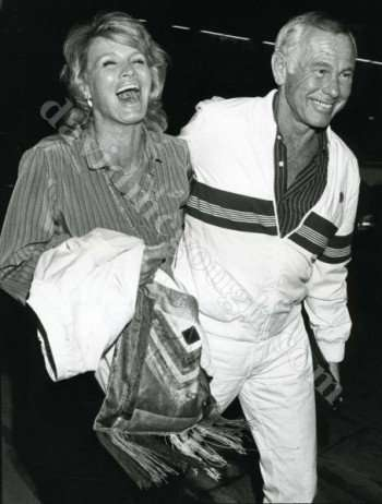 Angie Dickinson Recalls Friendship With Late Night King Johnny Carson -  Hollywood Outbreak