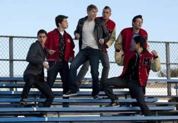 glee-grease-pictures