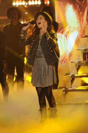 The X Factor (Credit: FOX, Ray Mickshaw)