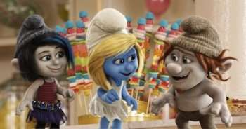 Smurfs 2 (Sony Pictures Animation)