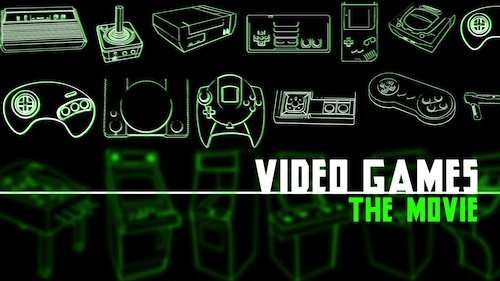 Video Games The Movie