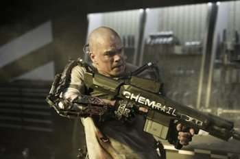 Elysium (Columbia Pictures, CR: Kimberley French)