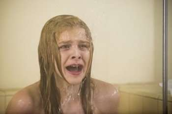 CARRIE (Metro-Goldwyn-Mayer Pictures, Screen Gems. CR: Michael Gibson)