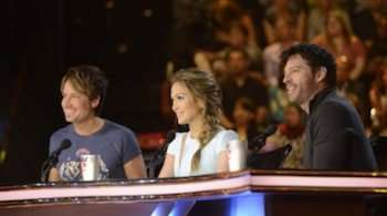 American Idol (FOX, CR: Michael Becker)
