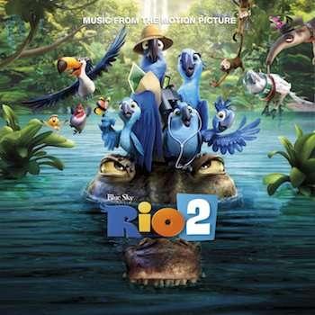 Rio 2 Soundtrack