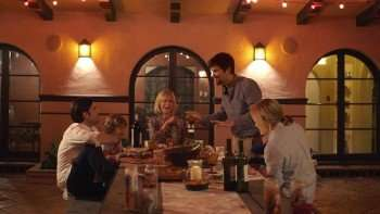 "Jason Schwartzman, Judith Godreche, Adam Scott, Taylor Schilling in ""The Overnight"""