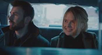 Alice Eve Sings My Funny Valentine To Co Star Chris Evans