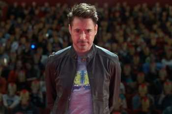 "Marvel's ""Iron Man 3"" Robert Downey Jr. Russia Tour – Iron Man Fan Convention"