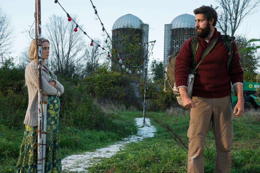 A Quiet Place' Beats 'Ready Player One' At The Box Office