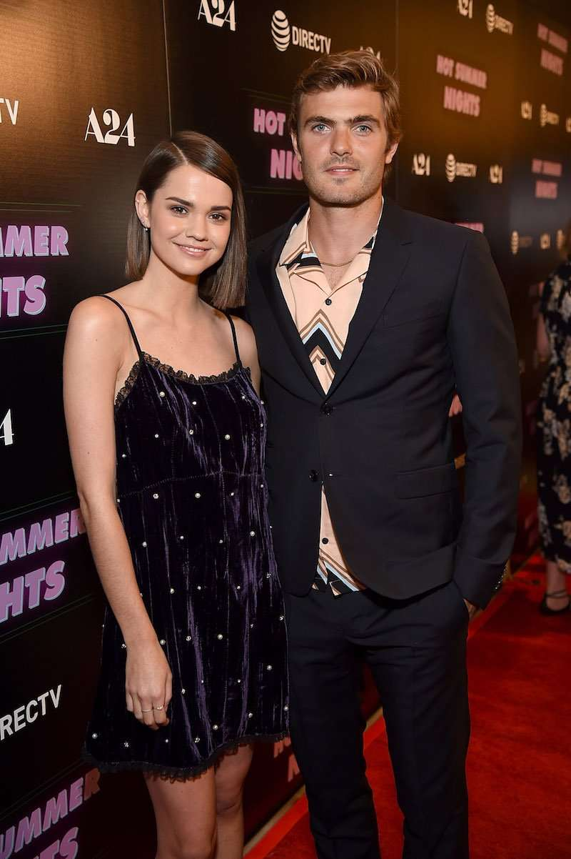 eae310e4ec2 Maia Mitchell Explores Enigmatic World Of  Hot Summer Nights ...