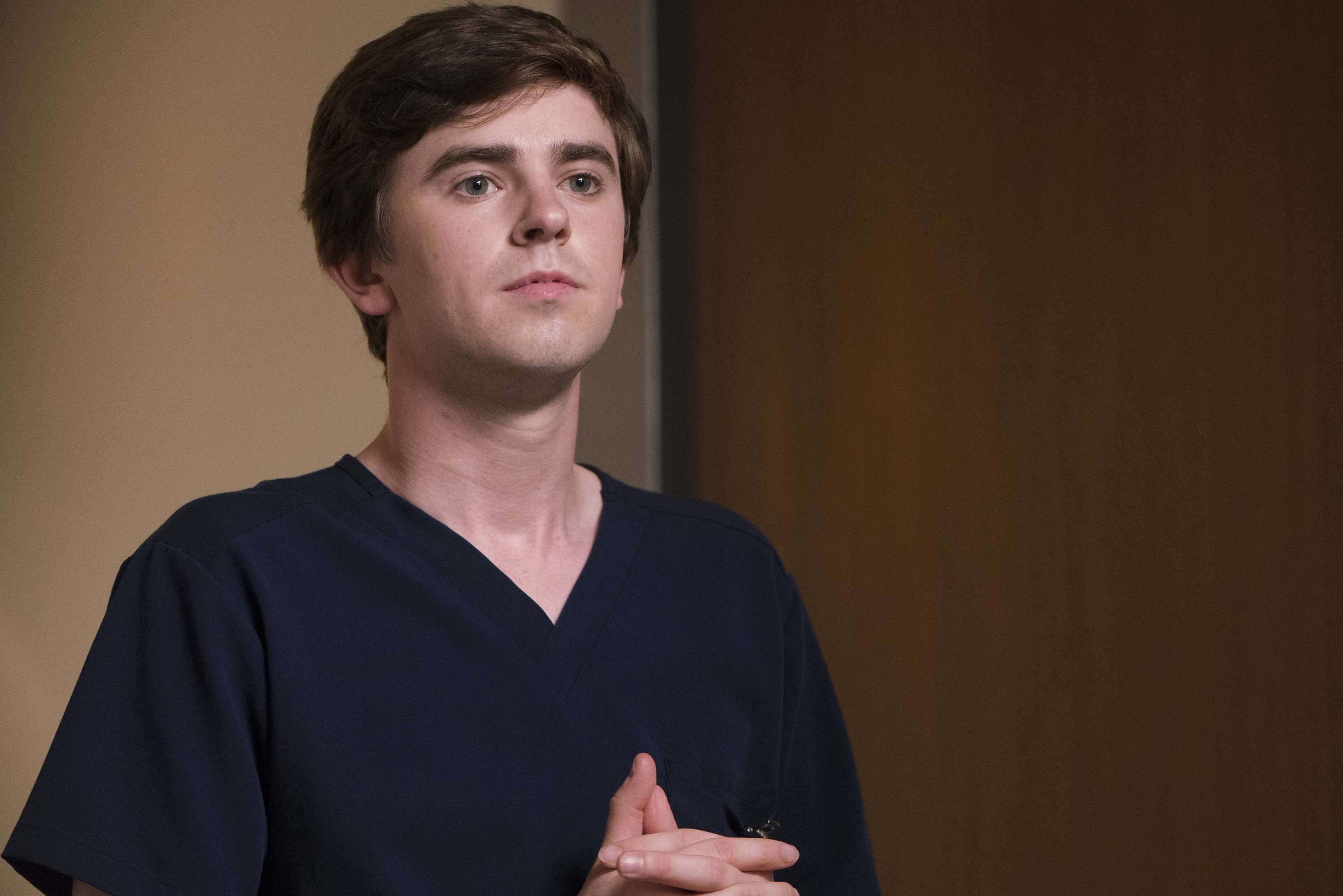 freddie highmore expect the good doctor to get even better