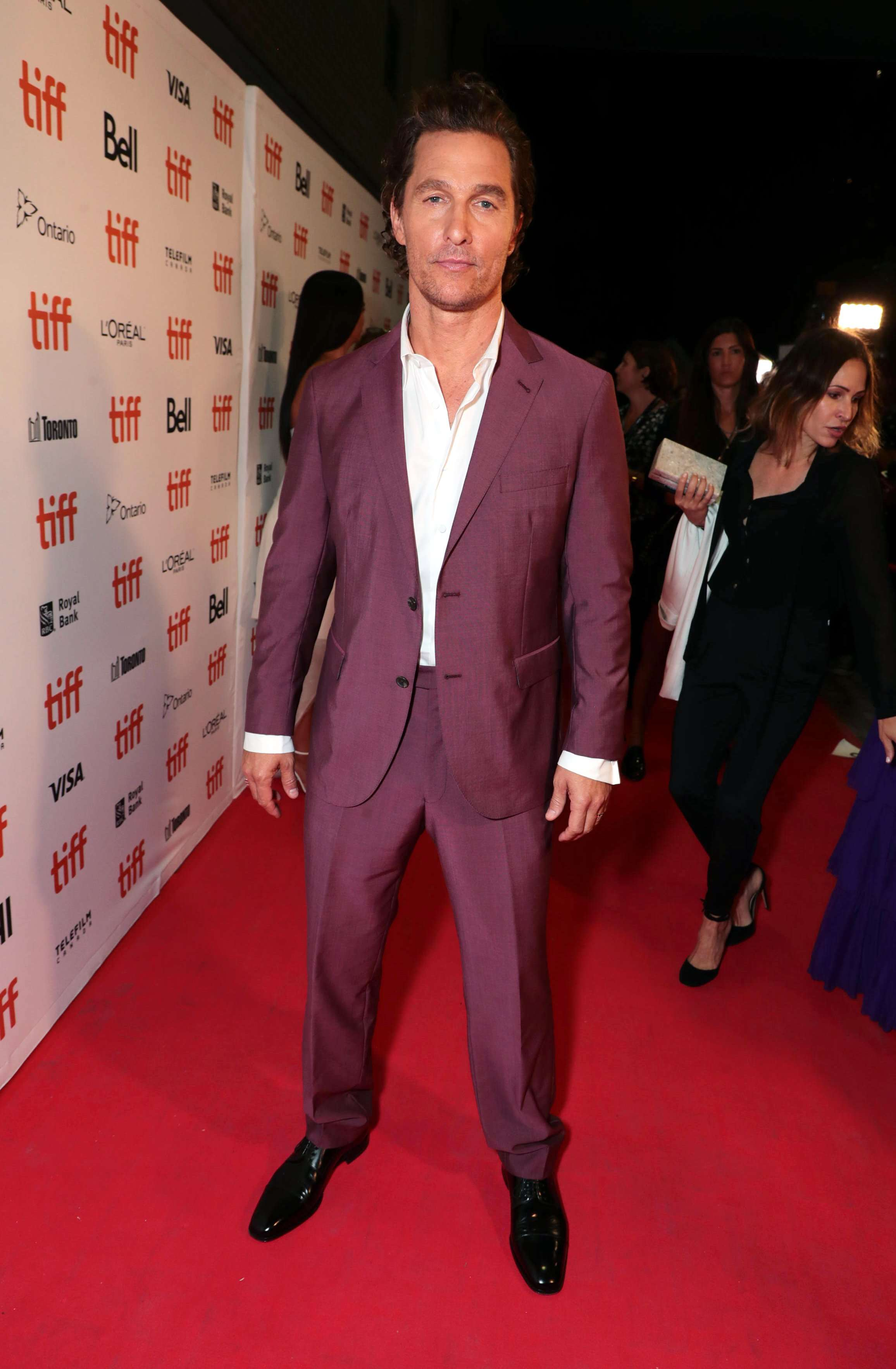 Matthew McConaughey Wanted In On 'White Boy Rick' Before He