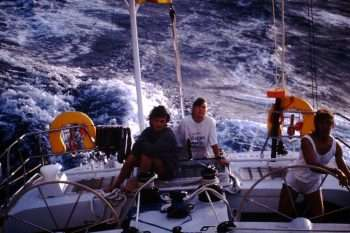 'Maiden' Trailer Spotlights All-Female Crew In 1989 Sailing Competition