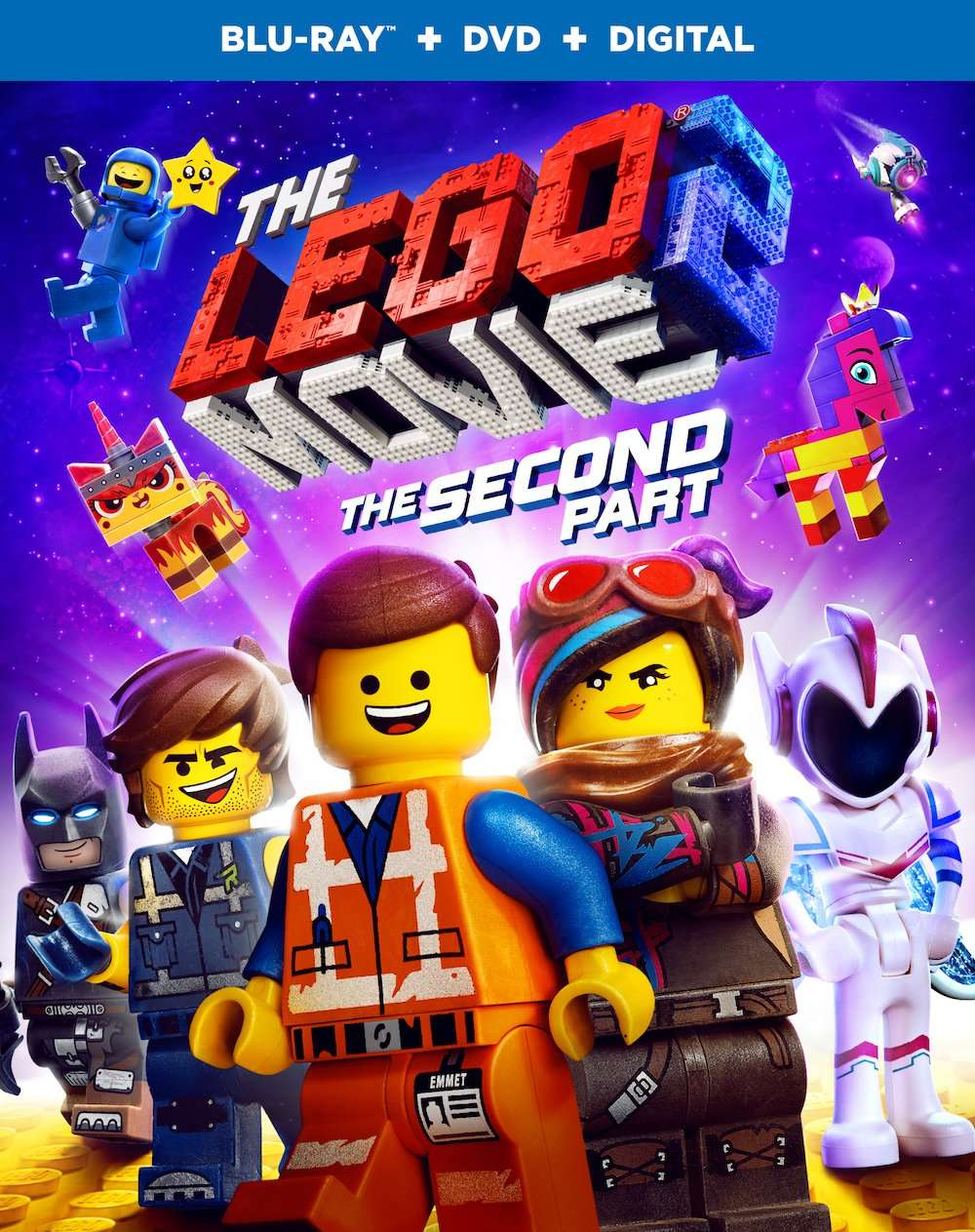 The Lego Movie 2 The Second Part Lands Blu Ray Release In May Hollywood Outbreak
