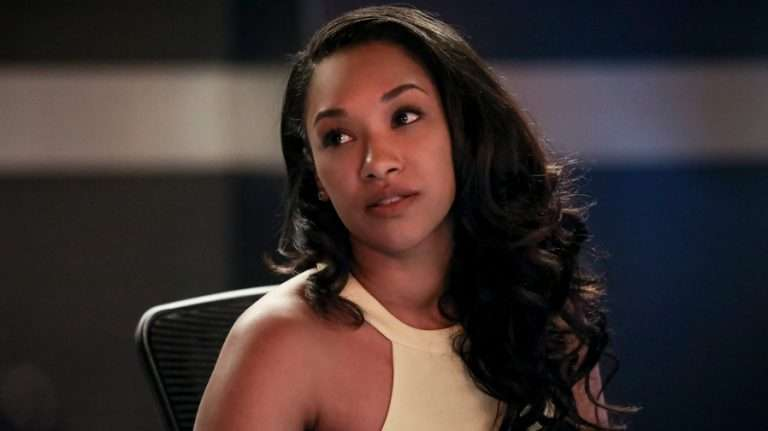 Why The Flash s Candice Patton is Fighting the Good