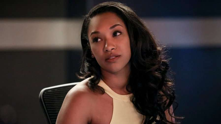Why Are Superheroes Soaring? Candice Patton Of The Flash