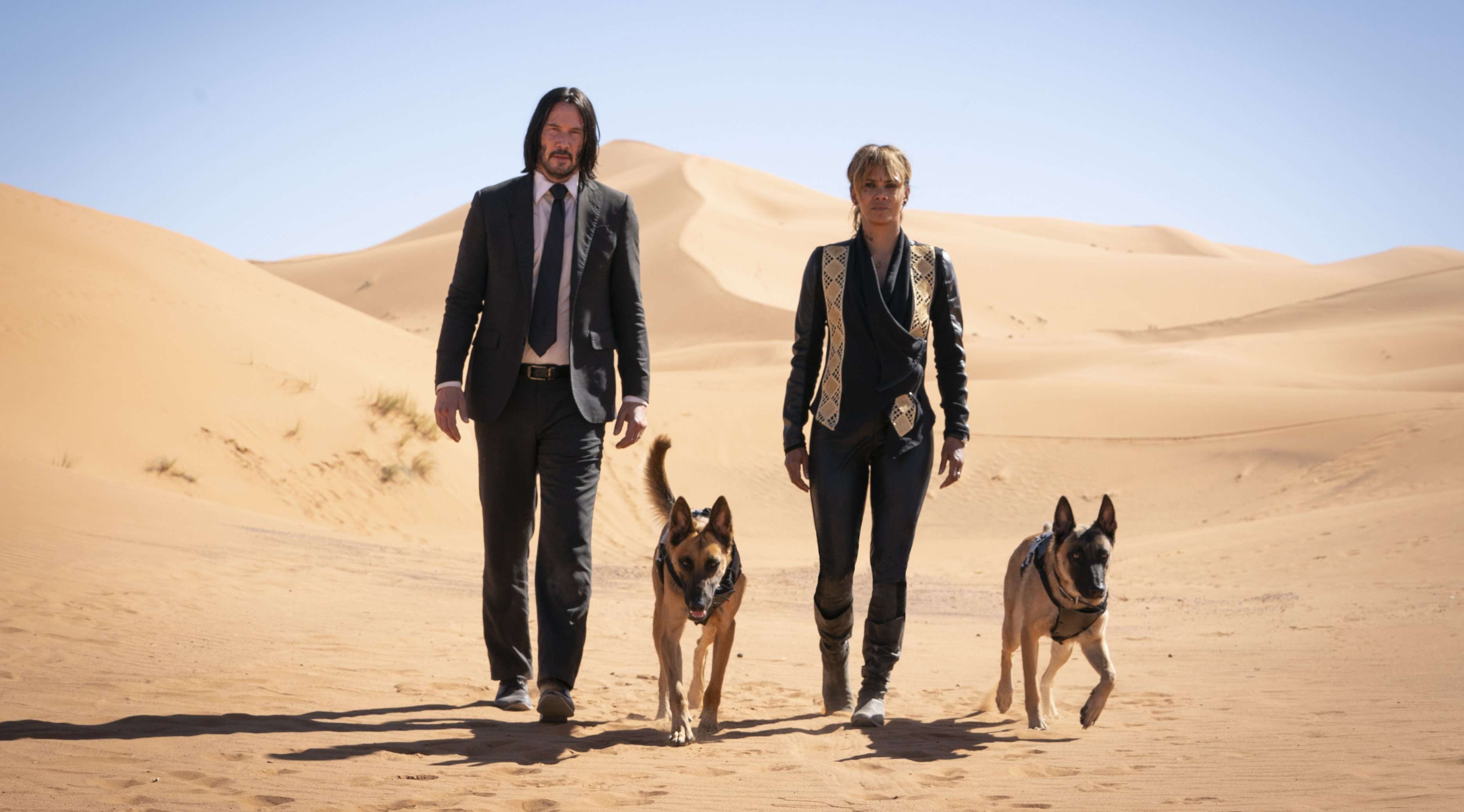 Animal Instincts 3 Full Movie halle berry's 'wick' experience brought out her animal
