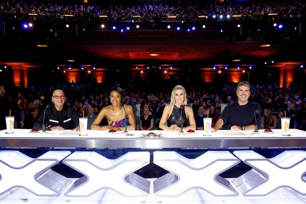 Simon Cowell New Agt Judges Are Totally Focused Hollywood Outbreak