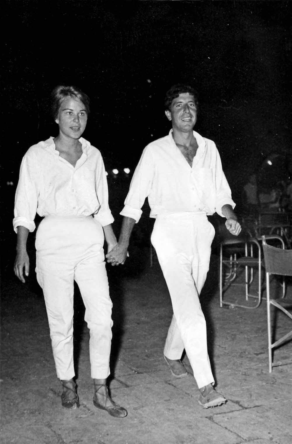 Marianne & Leonard: Words of Love' Spotlights An Eternal
