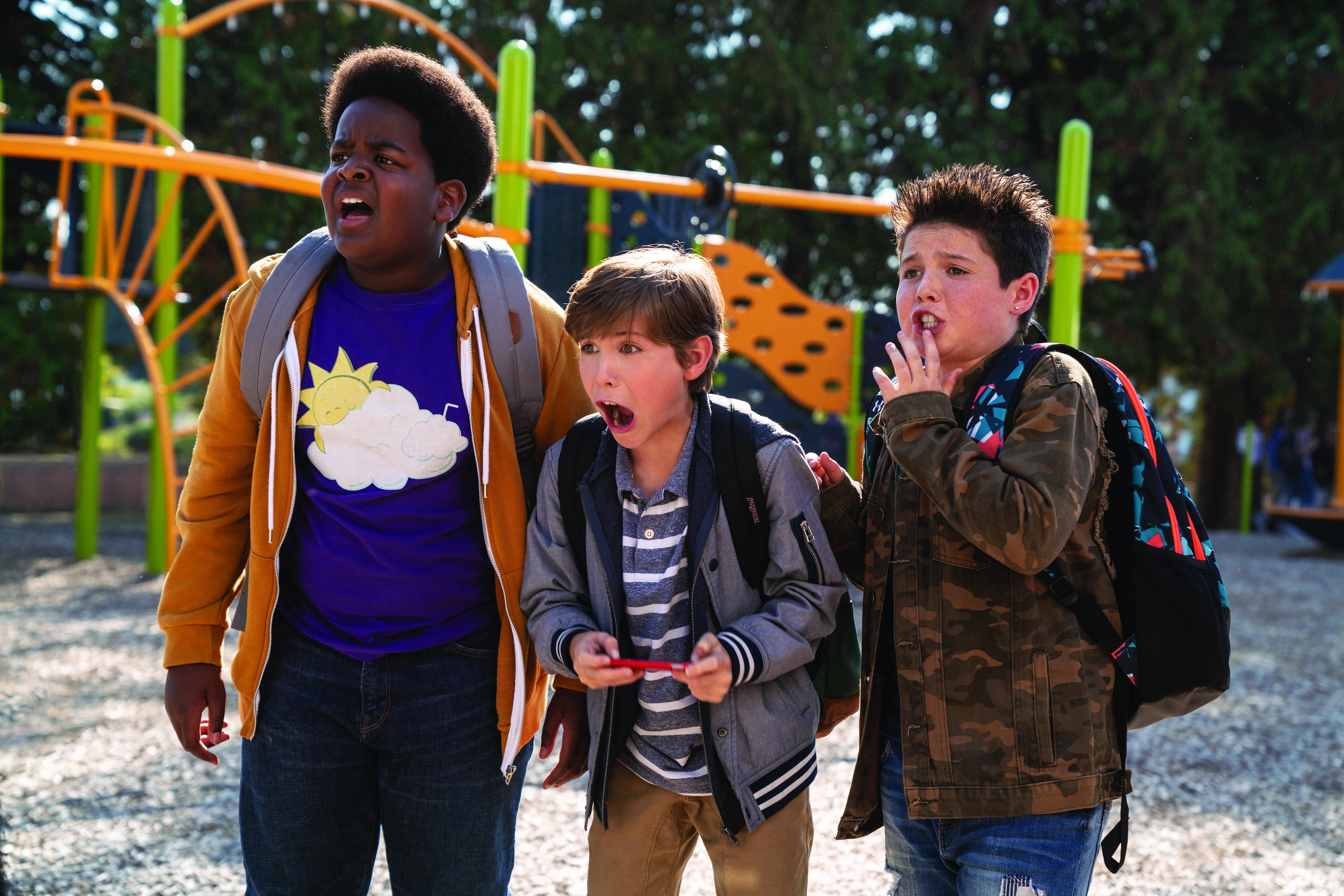 Seth Rogen & Evan Goldberg Knew 'Good Boys' Would Be Great