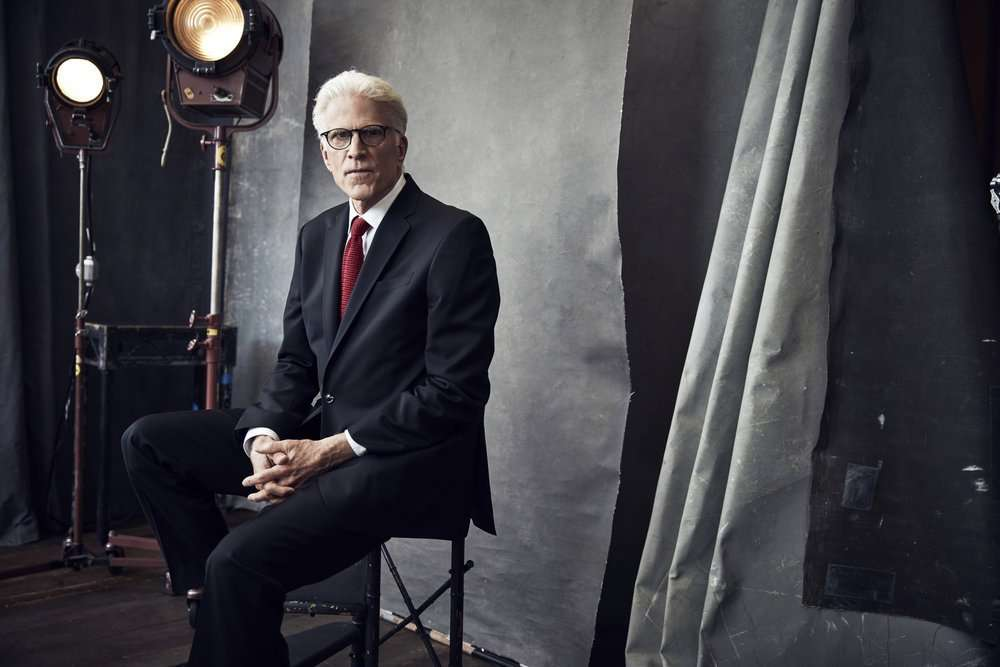 Ted Danson Thinks 'The Good Place' Is Ending At A Good Time