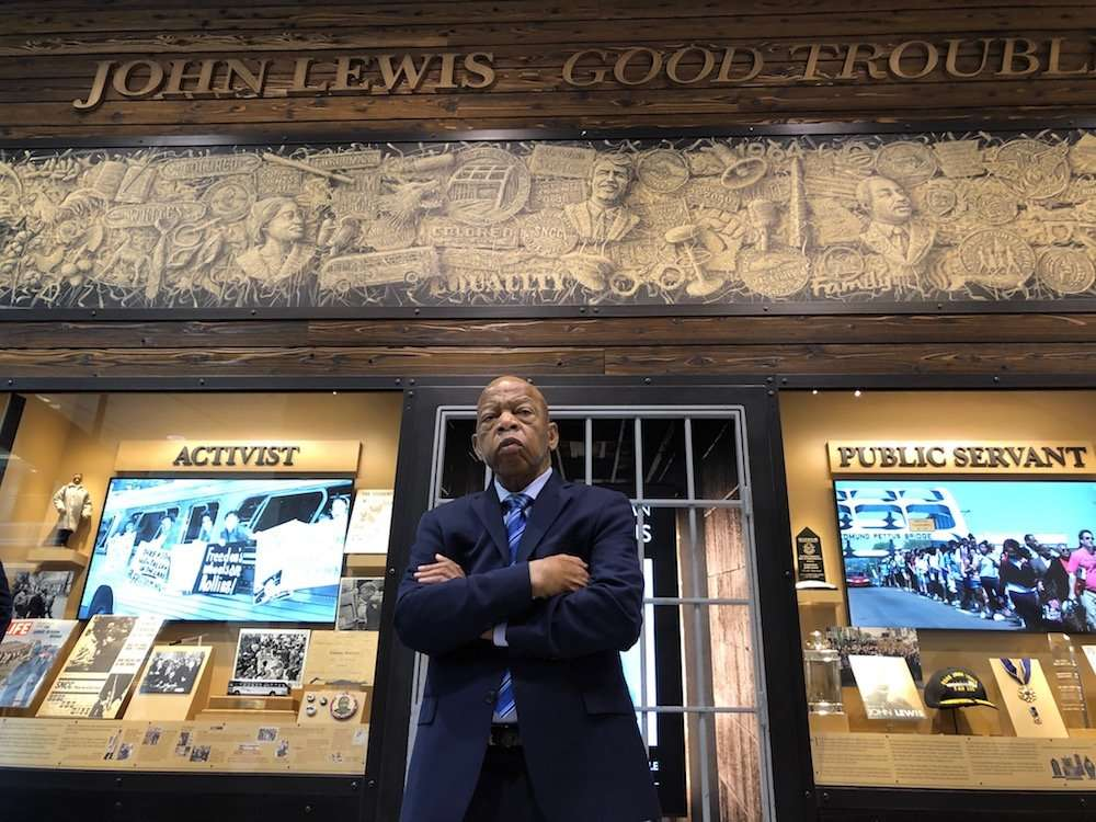 hollywoodoutbreak.com - CinemAddicts Podcast Spotlights First Rate Documentary 'John Lewis: Good Trouble' - Hollywood Outbreak