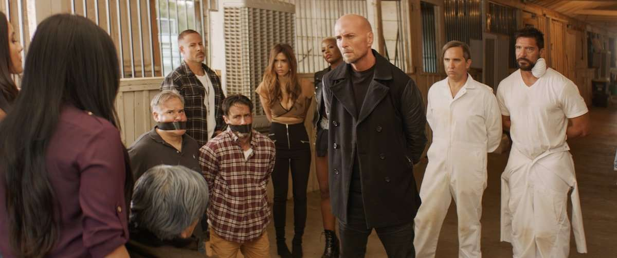 Luke Goss Takes On Val Kilmer In Action Packed 'Paydirt' Trailer ...