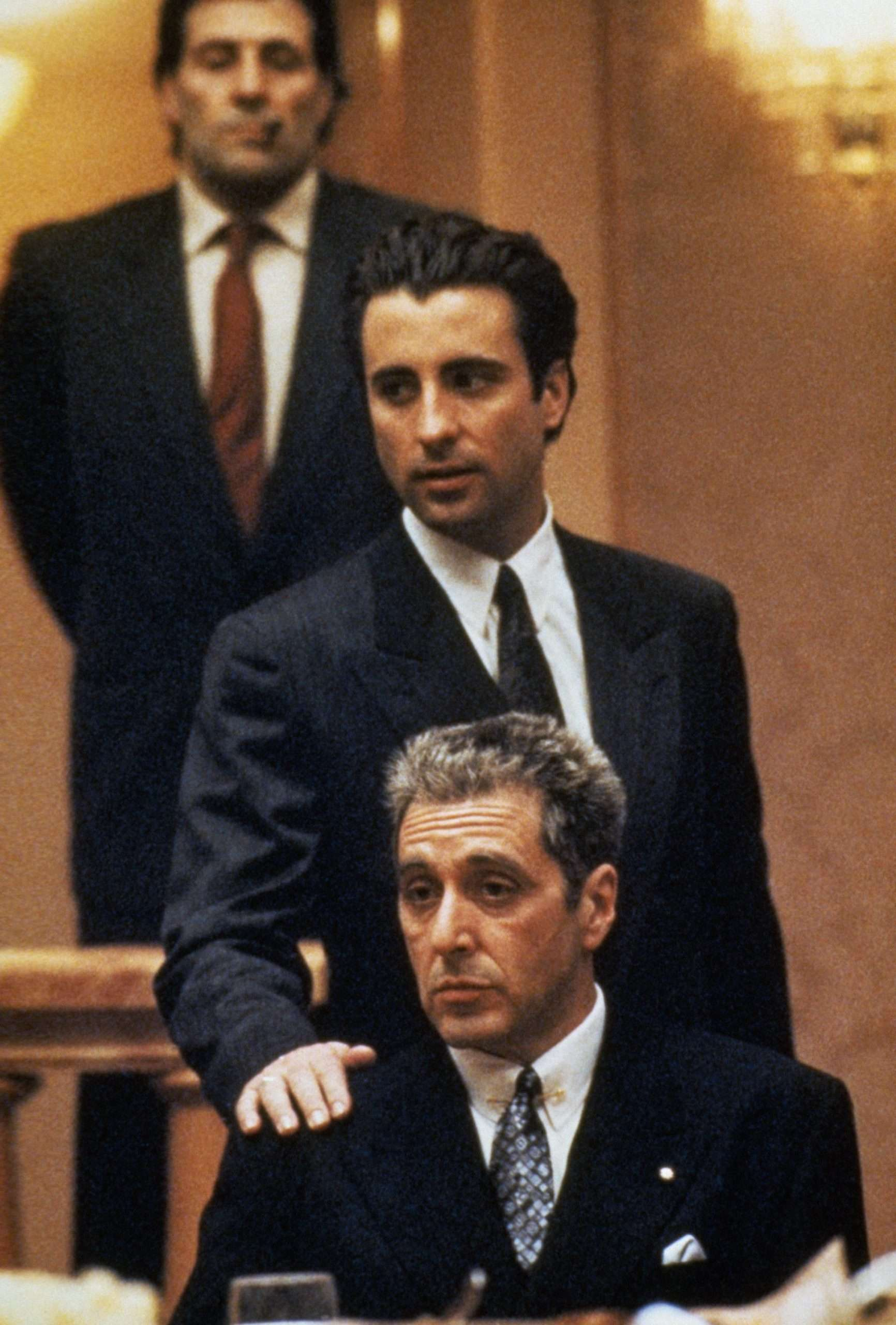 Paramount Announce The Godfather Iii 30th Anniversary Edition Hollywood Outbreak