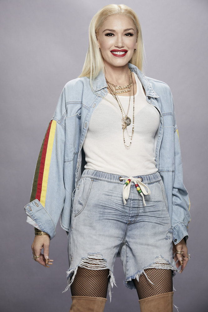 Back On 'The Voice,' Gwen Stefani Finds A Few Things Have ...